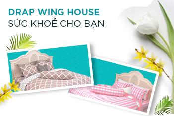 drap wings house